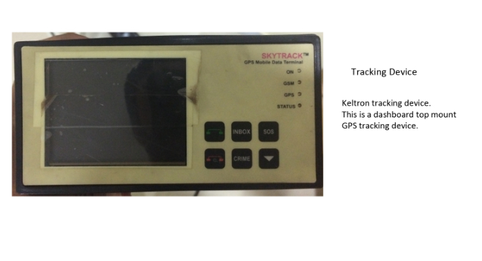 custom gps navigation device